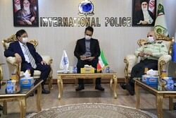 NAJA ready to cooperate with ECO member states police