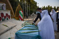 جشن ازدواج آسان و اهدای ۱۰۰۰ سری جهیزیه در شیراز