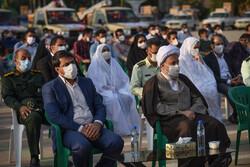 شیراز میں آسان شادی کا جشن اور جہیزکے سامان کی تقسیم