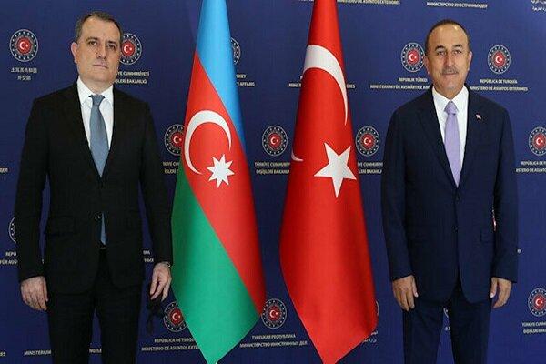 Çavuşoğlu ve Bayramov telefonda görüştü