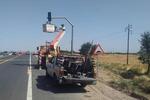 جاده «اک- تاکستان» مرمت و ایمن سازی شد