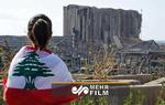 Beyrut'ta hayatını kaybedenler için anma töreni