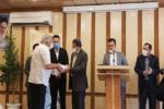 فعالان رسانه استان قزوین تجلیل شدند