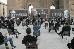 مراسم بزرگداشت فخرالذاکرین حاج فیروز زیرک کار در تبریز