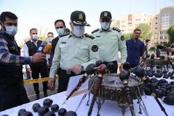 Police dismantle 3 drug-smuggling bands in Tehran