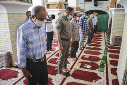 مسجد فرط میں نماز جماعت