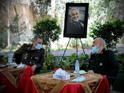 IRGC, Army commanders hold seasonal meeting