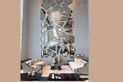 آینه لوزی، مروارید درخشان دکوراسیون مدرن