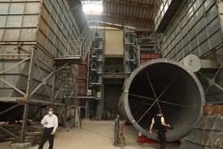 ساخت زباله سوز ساری ۶۷ درصد پیشرفت دارد