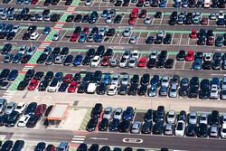 بازار خودروی دست دوم انگلیس به نصف کاهش یافت