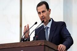 الرئيس السوري سيزور دولة عربیة قريبا