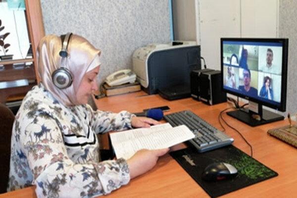 آغاز دوره برخط آموزش زبان فارسی در باکو