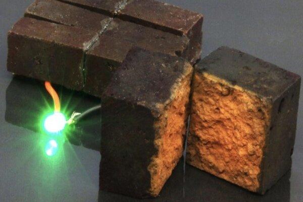 آجرهای ساختمان به باتری تبدیل می شوند