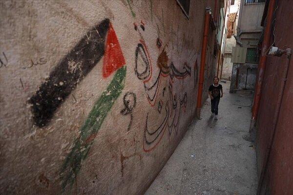 Batı Şeria'daki mülteci kamplarında Kovid-19 vakaları artıyor