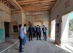 مرمت کامل قلعه فرخشهر ۵۰ میلیارد ریال اعتبار نیاز دارد