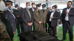 کارخانه و خط تولید انبوه تایر خودروهای تاکتیکی و آفرود افتتاح شد