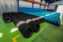 تأمین ۹۰ درصد لاستیک سواری مورد نیاز از تولید داخل/ توزیع لاستیک باید یکپارچه شود