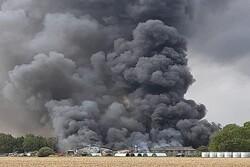 برطانیہ کے مشرقی علاقہ میں ہولناک دھماکہ