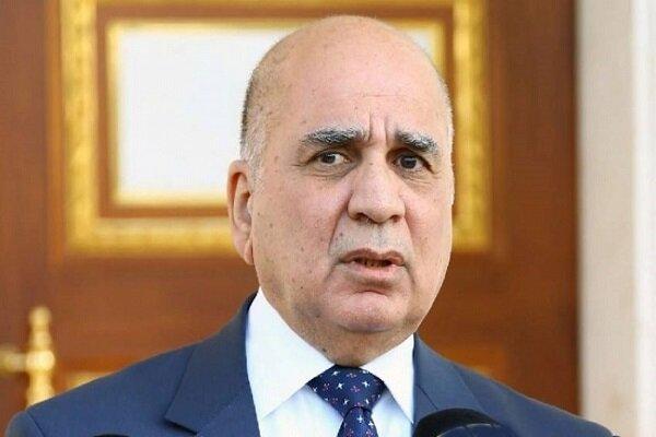 فؤاد حسین با همتای سعودی و مصری تلفنی گفتگو کرد