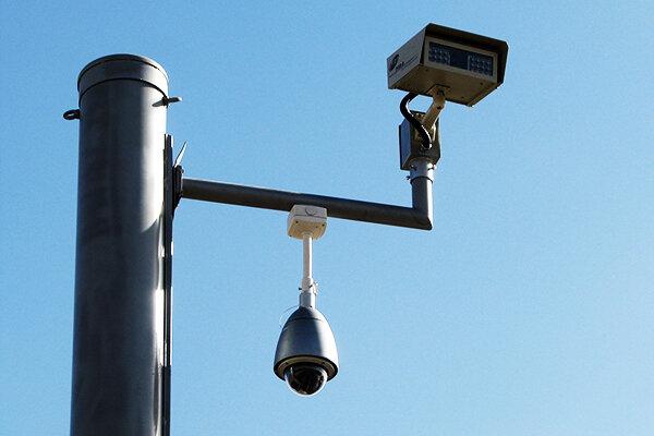 ۲۰ دوربین پلاکخوان جدید در تبریز نصب شد