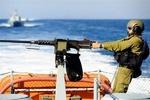 حمله قایقهای جنگی اسرائیل به ماهیگیران فلسطینی