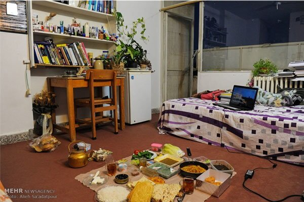 دانشجویان علوم پزشکی تهران برای تمدید سکونت خوابگاه ثبت نام کنند