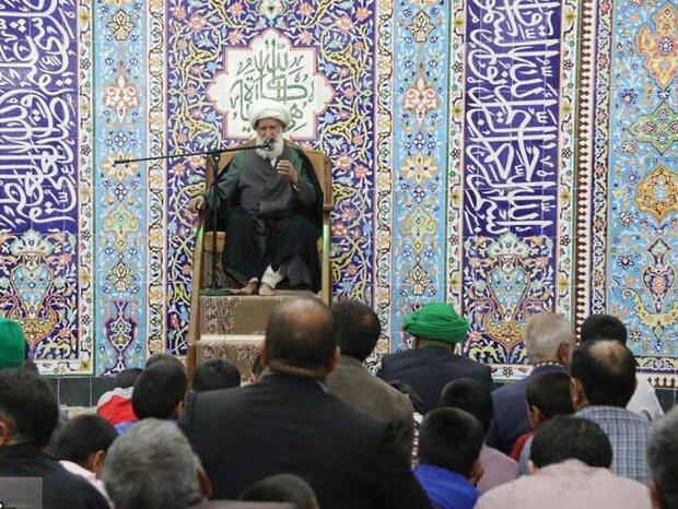 آیت الله ربانی عالم مجاهد و مبارز انقلابی خراسان جنوبی درگذشت