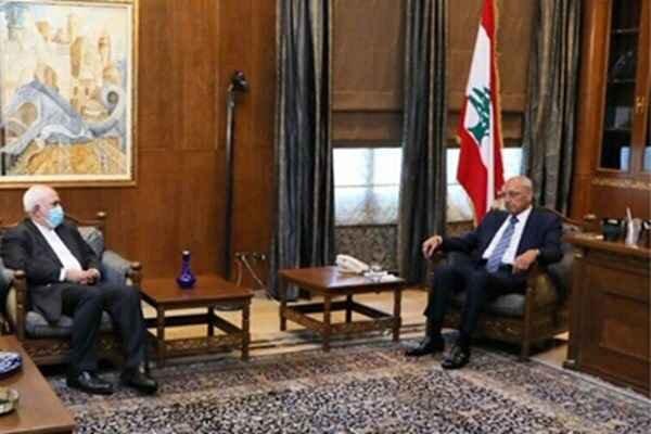 Tehran ready to help Beirut go through problems