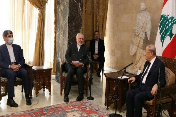 Zarif meeting