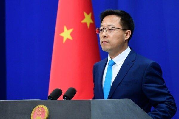 China re-censures US anti-Iranian sanctions