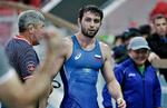 قهرمان کشتی المپیک به میادین بازگشت