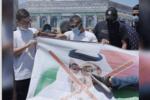 واکنش فلسطینیان به خیانت بنزائد