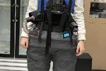 لباسی که از عوارض سفرهای فضایی محافظت می کند