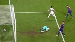 پیروزی تاریخی بایرن مونیخ مقابل بارسلونا