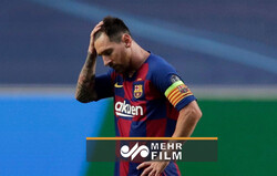شکست سنگین بارسلونا مقابل بایرن مونیخ