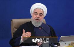 ایرانی صدر کا اسرائیل اور امارات کے درمیان معاہدے پر رد عمل