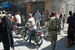 یک کشته و ۵ زخمی بر اثر وقوع انفجار در حومه «حلب» سوریه