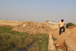 آزادسازی ۲ هکتار از اراضی کشاورزی شهرستان قزوین