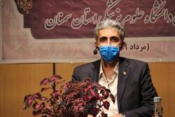 سیر فزاینده ویروس کرونا در استان سمنان/ ۱۲۲۴ نفر مبتلا شدند