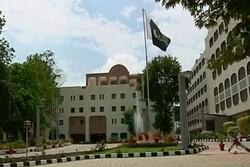 الخارجية الباكستانية تحتج على التطبيع الإماراتي مع الاحتلال الإسرائيلي