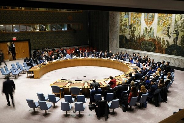 مجلس الامن الدولي يرفض تمرير المشروع الامريكي بتمديد حظر الاسلحة على ايران