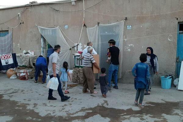 قهرمانان کشتی و کاراته به کورهپز خانههای تهران رفتند