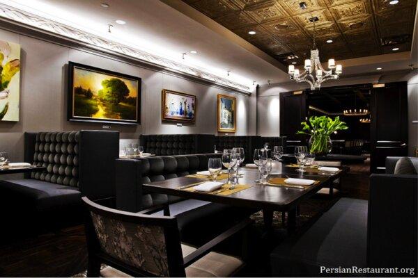 Persian restaurants in New Jersey
