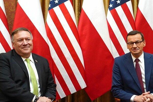 امضای توافق همکاریهای نظامی میان آمریکا و لهستان