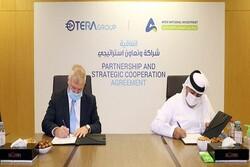 """امضاء اول عقد بين شركة """"تِرا"""" الصهيونية وشركة """"اِیبکس"""" الاماراتية"""