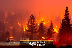 VIDEO: Wildfires burning throughout southern California