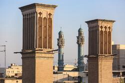 قم میں زند کی تاریخی عمارت