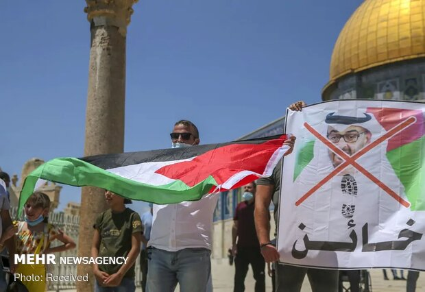 Betrayers to Palestinian cause complicit in Zionists' crimes
