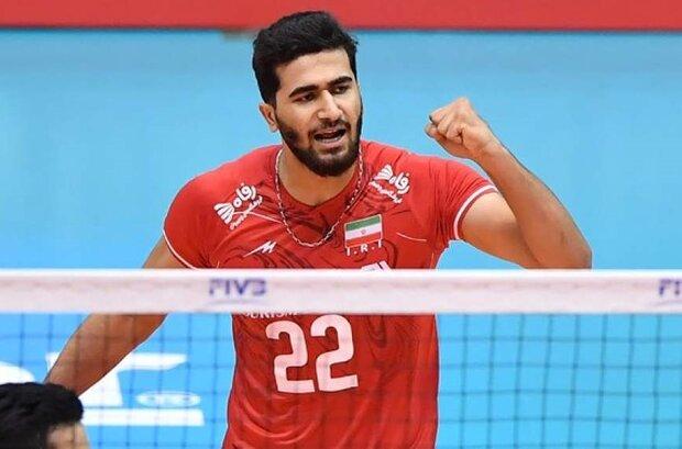 Esfandiar says full of motivation to shine in Belgium