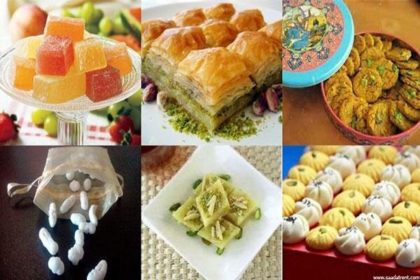 Iran exports over $152 mn sweet, bread in 4 month